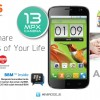 Evercoss A66,Android Quad Core Kamera 13 MP Harga di Bawah 2 Juta