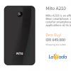 Mito A210 , HP Android Murah Harga 600 Ribuan Bisa BBM an