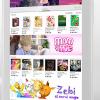 SpeedUp Pad Gold ,  Tablet Untuk Anak – Anak 7 inci Harga Murah