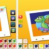 10 Aplikasi Android Belajar Mewarnai Untuk Paud ,Playgroup, Pra Sekolah ,TK dan SD