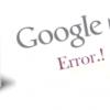 Download di Google Play Erorr/Gagal , Apa saja Penyebabnya ???