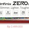 Infinix Zero 2 ,Smartphone 4G Lte Octa Core Harga 2 Jutaan