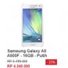 Samsung Galaxy A5 Harga dan Spesifikasi Terbaru September 2015