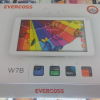 Tablet 500 Ribuan Quad Core Support USB OTG , Evercross W7B