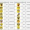Kode Kode Emoticon dan Maksudnya