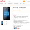 Lumia 950 Harga dan Spesifikasi November 2015