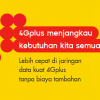Kelebihan Internet 4Gplus Indosat Ooredoo