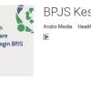 BPJS Kesehatan,Aplikasi Android Tata Cara Ikut  BPJS