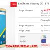 Elephone Vowney ,Ponsel Android Terbaru Spek Sangar Harga Terjangkau