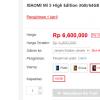 Xiaomi Mi5 di Indonnesia , ini Harga dan Spesifikasinya
