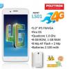 HP Android 5 inch RAM 1 GB Sejutaan , Polytron Rocket L501