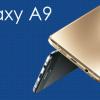 Samsung Galaxy A9 Pro,Smartphone 6 inci Super Amoled RAM 4 GB Batrei 5000 mAh