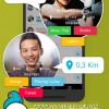 Yogrt,Aplikasi Medsos Berbasis Lokasi Hilangkan Kebosanan