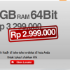 Pilih Pilih HP Android RAM 3GB Murah