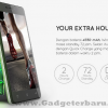 HP Android 1 Jutaan Batrei Besar RAM 2GB ,  Evercoss Winner Y2Plus Power