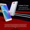 Asus Zenfone 3 Laser ZC551KL,Hp Android 3 Jutaan RAM 4GB 5,5 inch Kamera 13 MP