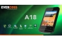 Evercross A18,HP Android 3G Harga 500Ribuan Dua Kamera Plus Modem