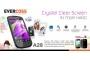 Evercoss A28,HP Android 3G Harga di Bawah 1 Juta Dual Core Kamera 3MP