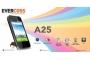 EverCross A25,HP Android Murah Harga 500 Ribuan Kamera 2MP MP3 dan Modem