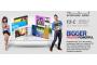 Advan Vandroid T3C , Tablet 2 Jutaan Quad Core RAM 1 GB Layar 10 inci