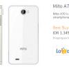 Mito A70,Android Harga 1 Jutaan Quad Core Kamera 5 Mega pixel