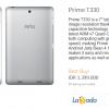 Mito Prime T330 , Tablet 1 Jutaan Quad Core RAM 1 GB