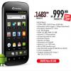 Smartfren Andro 4.0,HP Android 4 inci Harga di Bawah 1 Juta