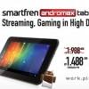 Smartfren Andro Max Tab 7.0 ,Tablet Harga 1 Jutaan Layar 7 inci
