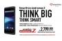Smartfren Andromax Z , Smartfhone Layar 5.5 inchi Quad Core Kamera 8 MP RAM 1 GB