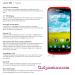 Lenovo S820 ,Smartfhone Quad Core Kamera Belakang 12 MP RAM 1 GB