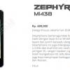 Android Murah Kamera 5 MP Autofokus Harga 700 Ribuan Nexian MI-438 Zephyr