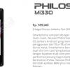 Android Murah Meriah Terbaru 2014 Nexian Mi-330 Philos