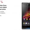 Sony Xperia L ,Smartfhone Sony Harga 2,5 Jutaan Kamera 8 MP Layar 4.3 inci