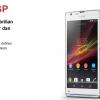 Sony Xperia SP,Android Sony di Bawah 4 Juta Kamera 8 Megapixel Layar 4,6 inci