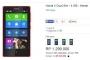 Harga Nokia X 4 GB Rp 1.299.000 Juni 2014