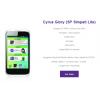 Cyrus Glory , Android 4 inci Kamera 5 MP Harga 1 Jutaan