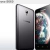 Lenovo Harga 2 Jutaan , Prosesor Quad Core RAM 1 GB Kamera 8 MP Lenovo S660