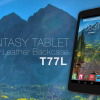 MITO Fantasy Tablet T77L , Tablet Android KitKat Harga 1 Jutaan Dua Sim Card