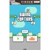 Swing Copters , Game Lucu dan Unik Saudara Game Flappy Bird