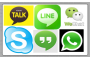 6 Aplikasi Chating Yang Bisa Telfon Gratis