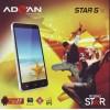 Advan S5M Star, Android 5 inci Quad Core Harga di Bawah 1,5 Juta