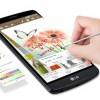 LG G3 Stylus D690 , Android 3 Jutaan Layar 5.5 inci Kamera 13 MP RAM 1 GB