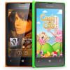 Microsoft  Lumia 435 Dual SIM,Layar 4 inci RAM 1GB Harga 1 Jutaan