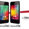 2 Ponsel Android Smartfren 2015 Murah – Andromax C3S Dan Andromax C3Si