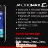 Smartfren Andromax Ec,Android Lolipop 1 Jutaan 4G LTE Terbaru 2015