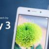Oppo Joy 3 Ponsel Android Entry Level 2015 – ini Spesifikasinya