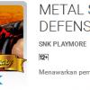 Metal Slug Defense ,Game Android Perangan Manusia, Alien dan Robot