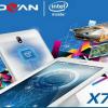 Tablet Advan Terbaru Berotak Intel Atom 3 ,Advan Vandroid X7