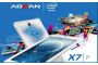 Tablet Advan Terbaru Berotak Intel Atom 3 ,Advan Vandroid X7