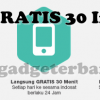Program Terbaru Indosat IM3 Gratis 30 ,Dapat Gratisan Tiap Hari
